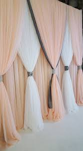 Wedding Backdrop Curtains For Sale This Is Blush Sheer Is One Of The New Colors Available At
