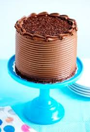 best ever chocolate nutella layer cake via sweetapolita cake