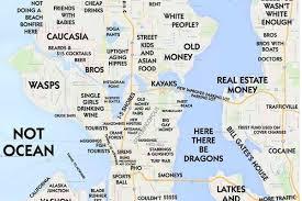 Portland Oregon Neighborhood Map by Another Day Another Judgmental Map Of Seattle Curbed Seattle