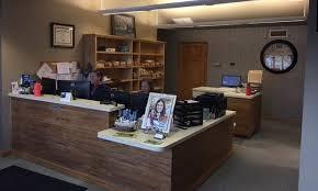 Front Desk Reception Dentist Missoula Montana Cornerstone Dental Office Gallery