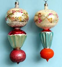 Vintage Christmas Decorations 1533 Best Vintage Christmas Ornaments Images On Pinterest