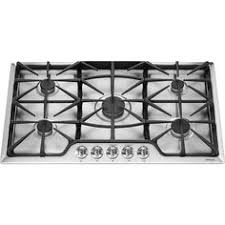 36 Downdraft Gas Cooktop Jenn Air Jgd3536bw 36