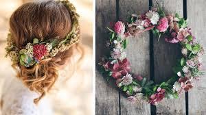 fleurs cheveux mariage mariage je veux des fleurs dans mes cheveux