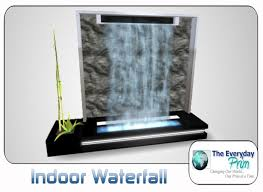Interior Waterfall Second Life Marketplace The Everyday Prim Indoor Waterfall