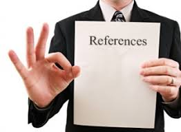 Should You Put References On Resume Reference Page Template And Tips Examples Included Zipjob