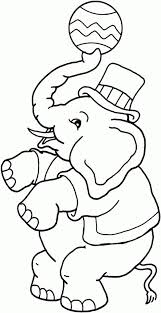 circus coloring pages printable 43 best coloring pages elephantasy images on pinterest