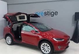 tesla dealership tesla model x electric cars to hit indonesian roads business