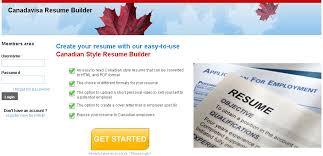 Canadavisa Resume Builder Resume Registry Body Of An Essay