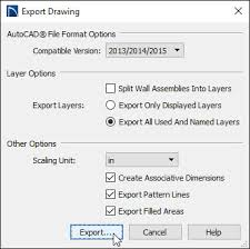 Home Designer Architectural Vs Suite Creating A Dxf File