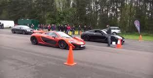 nissan gtr drag car 850hp litchfield nissan gt r and mclaren p1 drag race heads up