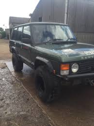 land rover classic lifted off road v8 used cars buy and sell in the uk and ireland preloved
