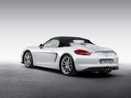 Porsche Boxster Old - here it is 2016 porsche boxster spyder with 3 8l
