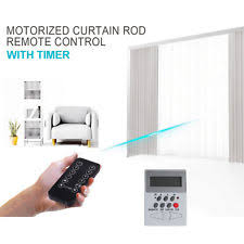 Motorized Curtain Track System Motorized Curtain Ebay