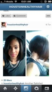 Sew In Bob Hairstyle 159 Best Weave Styles Images On Pinterest Hairstyles Natural