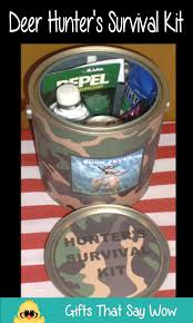 gifts that say wow fun crafts and gift ideas hunter u0027s survival