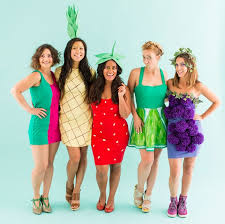 Halloween Costume Food Fruit Salad Squad Halloween Food