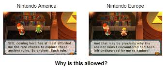 Treehouse Europe - does nintendo treehouse rely on memes too much tri force heroes