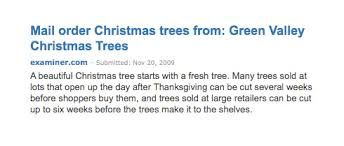 in the news green valley christmas trees