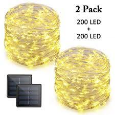ebay led string lights vmanoo led string lights 72 feet 200 solar powered copper wire