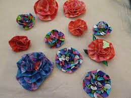 preschool flower craft duct tape blooms a student at mama