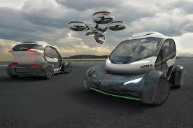bureau d étude mobilité vidéo pop up la citadine volante d airbus pour une mobilité