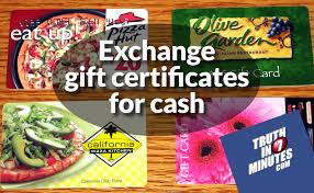 where can i sell gift cards in person how to instantly exchange most gift certificates for