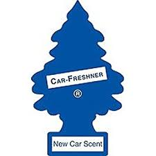 trees car freshener new car scent 24 pack