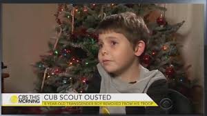 why the cub scouts should not allow a to join youtube