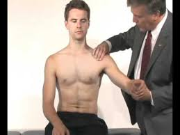 Palpate Supraspinatus Tendon Shoulder Exam 2 Of 9 Inspection And Palpation Youtube