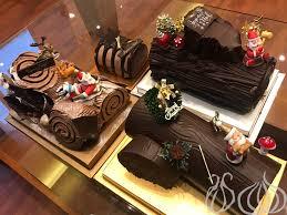 cuisine buche de noel a comparative review bûche de noël 4 pastry shops 1 winner