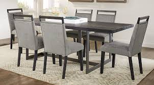 Black And White Dining Room Sets Dining Room Sets Suites U0026 Furniture Collections