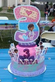 doc mcstuffins cake toppers doc mcstuffins birthday cake decorations the best topper ideas on