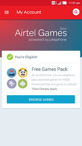 airtel games play online games free games download airtel