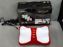 Jual Alat Pijat Punggung Advance kaihan magic energy pillow bantal pijat infra merah kaihen alat