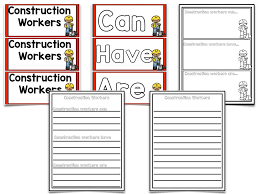 community helpers research and writing project with math literacy
