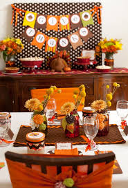 fascinating thanksgiving table decorations home in in