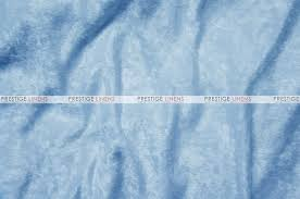 panne velvet fabric by the yard baby blue prestige linens