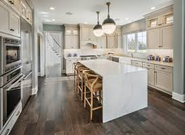 grey kitchen countertops with white cabinets what marble countertop color looks best with white cabinets