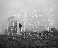 Hit The Floor Linkin Park - battle symphony lyrics lyrics to linkin park songs pinterest
