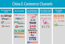 Magento B2b E Commerce Platform B2c E Commerce China E Commerce Landscape China B2c C2c Ecommerce