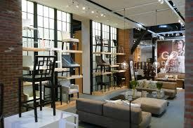 west elm emeryville ca construction project interior retail
