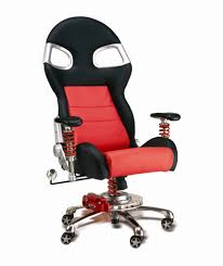 Office Chairs With Wheels Pitstop Formula One Office Chair