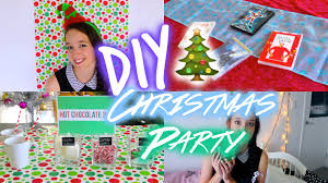 diy christmas party activities treats decor makeup loversiq
