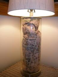 Fillable Floor Lamp Fillable Lamp Base Home Accents Pinterest Lamp Bases Lamp