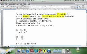 2 step equations word problems worksheet worksheets