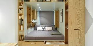 chambre avec déco de chambre 10 idées de lits avec rangements intégrés femme
