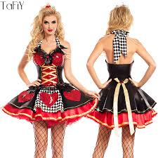 Halloween Costumes Queen Hearts Cheap Women Halloween Costumes Aliexpress