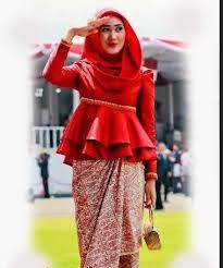 model baju kebaya muslim model baju kebaya muslimah terbaru info kebaya modern