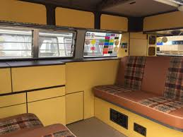 Camper Interiors The Camper Shak Hand Crafted Vw Camper Interiors