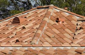 S Tile Roof Navarro Roofing S Tile Roof With Boosters Studio City